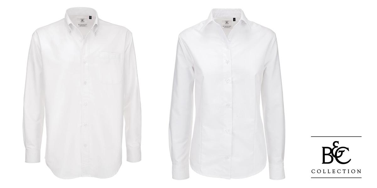 Hemden und Blusen von B&C