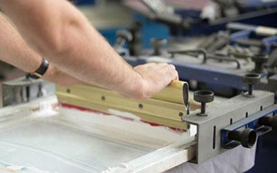 Drucktechniken